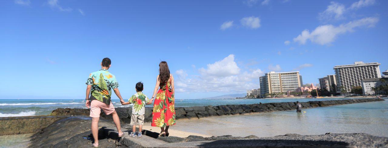 ハワイ ホノルル